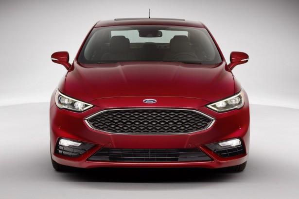 Ford Fusion Sport 2017 наконец обрел официальный ценник