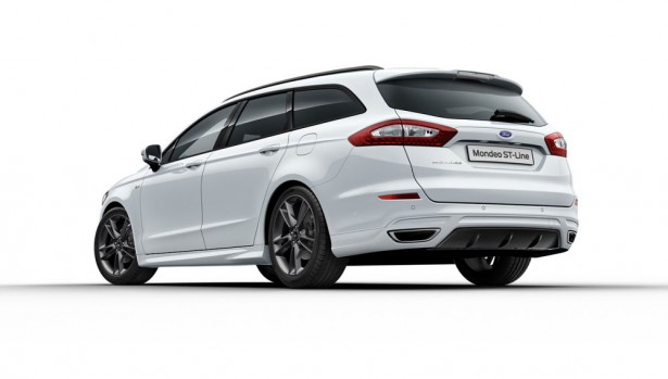 Ford Mondeo ST-Line 2016 Фото 1