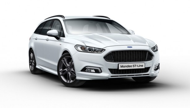 Ford Mondeo ST-Line 2016 Фото 3