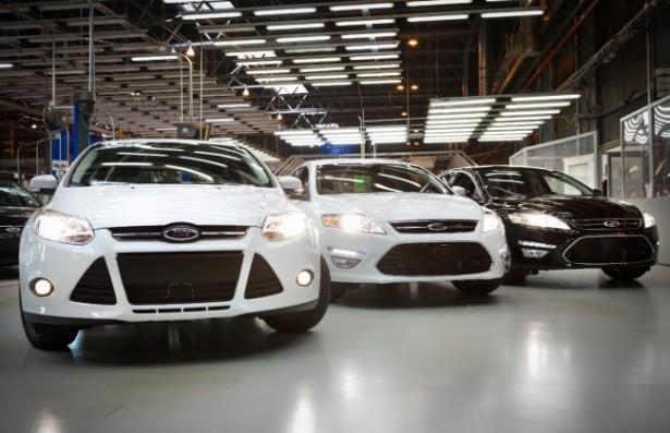Ford наладит экспорт автомобилей из России с Белоруссией и Арменией
