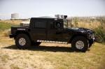 Hummer H1 рэпера Тупака Шакуры фото 3