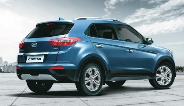 Hyundai Creta в России теперь можно купить через интернет