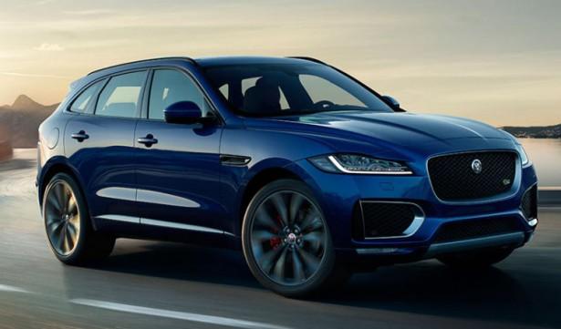 Jaguar вывел на российский рынок свой первый кроссовер