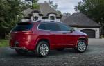 Jeep Cherokee Overland 2016 фото 1
