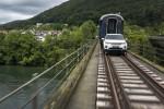 Land Rover Discovery Sport буксирует поезд Фото 10