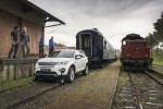 Land Rover Discovery Sport буксирует поезд Фото 12