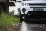 Land Rover Discovery Sport буксирует поезд Фото 15
