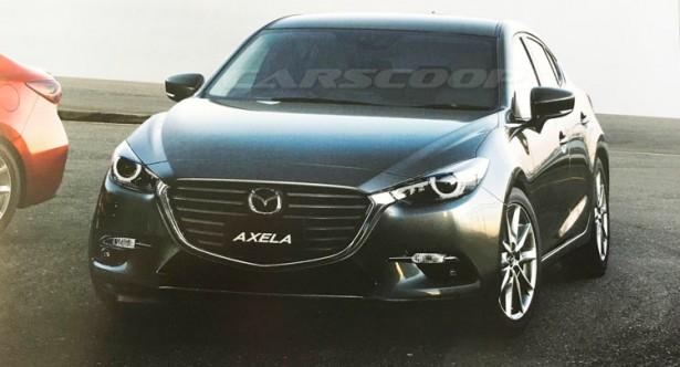 Mazda 3  Axela 2017