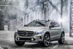 Mercedes-Benz GLA Фото 01