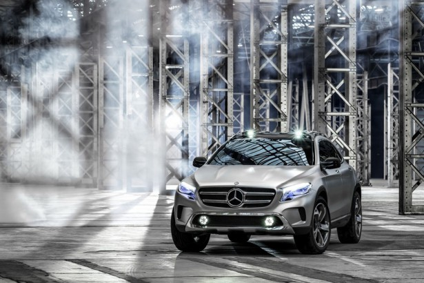 Mercedes-Benz GLA Фото 11