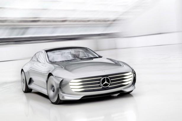 Mercedes электромобиль 2016 фото 1