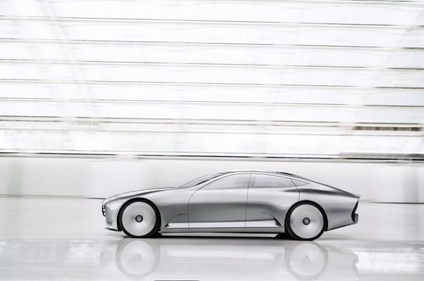 Mercedes электромобиль 2016 фото 2