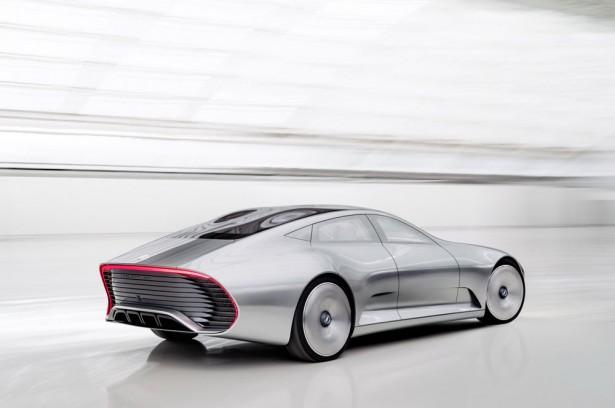 Mercedes электромобиль 2016 фото 3