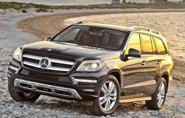 Mercedes планирует наладить производство внедорожников ML и GL в Подмосковье