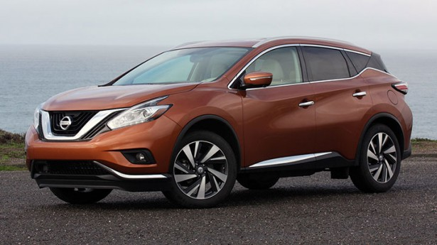 Nissan Murano встал на конвейер в Санкт-Петербурге