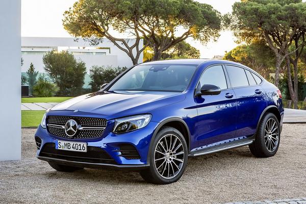 Новый Mercedes-Benz GLC Coupe обрел российский ценник3