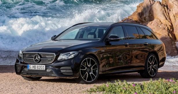 Новый универсал Mercedes-Benc на базе E-class представлен в Штутгарте