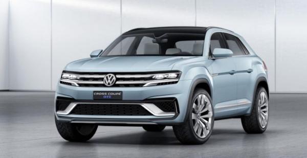 Последний кроссовер Zotye скопировал дизайн кросс-купе Volkswagen