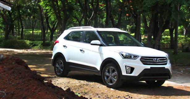 Появилась информация о комплектациях Hyundai Creta