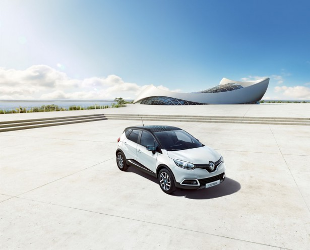 Renault Captur Wave Edition 2016 Фото 01