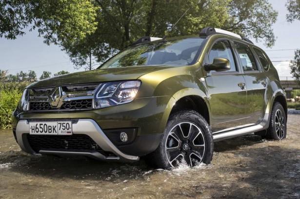 Renault Duster в мае сохранил лидерство среди российских кроссоверов