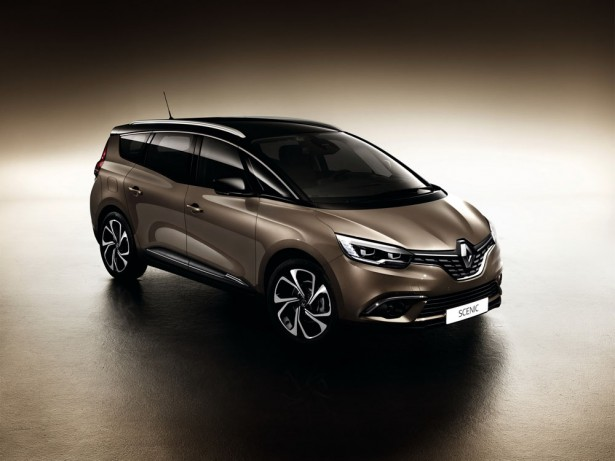 Renault Grand Scenic 2017 фото 6