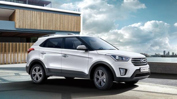 Санкт-Петербургское предприятие Hyundai впервые покажет тестовую версию кроссовера Creta
