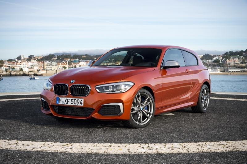Топовый BMW M140i получил рублевый ценник и доступен по предзаказу