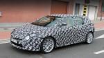 Toyota Auris нового поколения впервые поймали на тестах