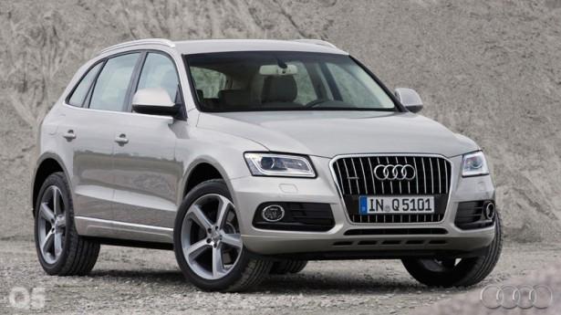 В России под отзыв попадут 687 автомобилей VW Tiguan и Audi Q5