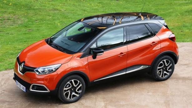 В России стартовали онлайн-продажи паркетника Renault Kaptur