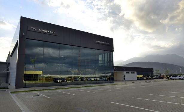 Завод Jaguar Land Rover Бразилия 2016 фото 1