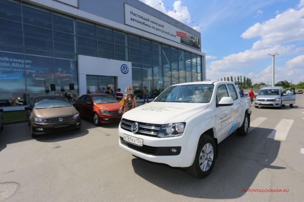 тест-драйв Volkswagen Волга-Раст Фото 27