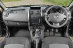 Dacia Renault Duster 2017 Великобритания 14
