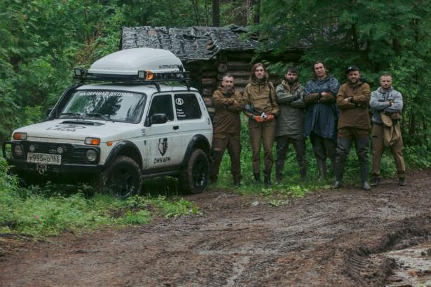 Дикарии перевал Дятлова 2016 Фото 09