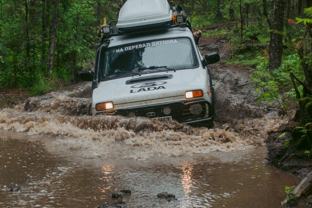 Дикарии перевал Дятлова 2016 Фото 10