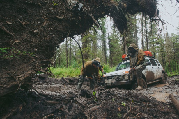Дикарии перевал Дятлова 2016 Фото 11