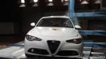 Евро NCAP Alfa Romeo Giulia 2016 4