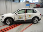 Евро NCAP Volkswagen Tiguan 2