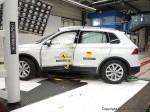 Евро NCAP Volkswagen Tiguan 3