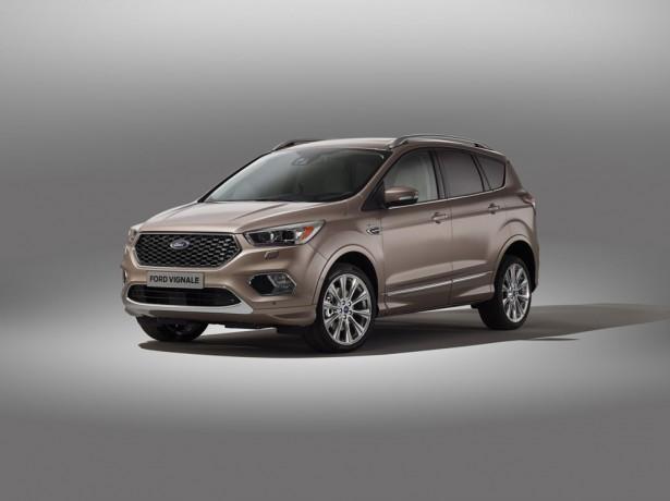 Ford Kuga Vignale 2016  2