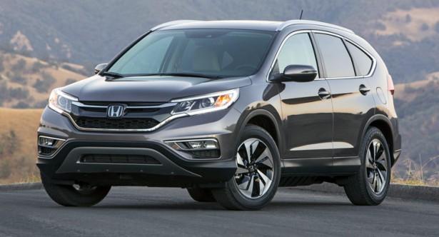 Honda CR-V с 188-сильным мотором покидает российский рынок