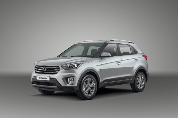 Hyundai Creta предстал на официальном видео