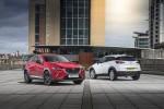 Кроссоверы Mazda CX3 и CX5 Фото 01