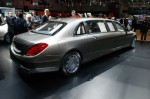 Landaulet Mercedes Maybach S600 2016  12