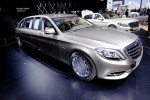 Landaulet Mercedes Maybach S600 2016  3