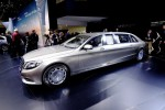 Landaulet Mercedes Maybach S600 2016  6