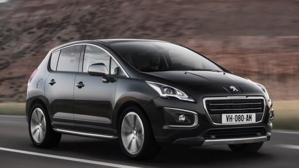 На российском рынке ожидают появление трёх новинок от Peugeot