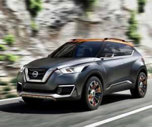 Новое поколение Nissan Juke предстанет перед публикой в 2017 году