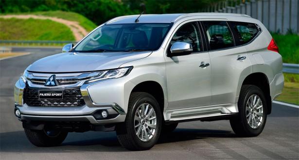 Новый Mitsubishi Pajero Sport появится в России в ближайшее время